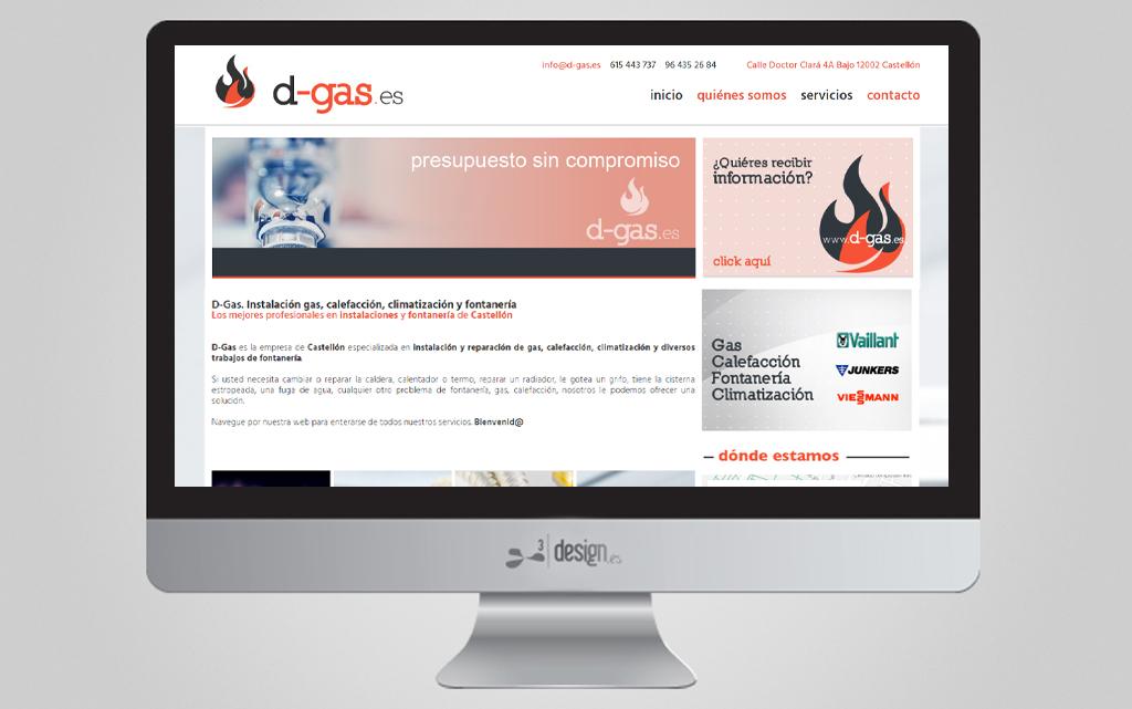D-GAS